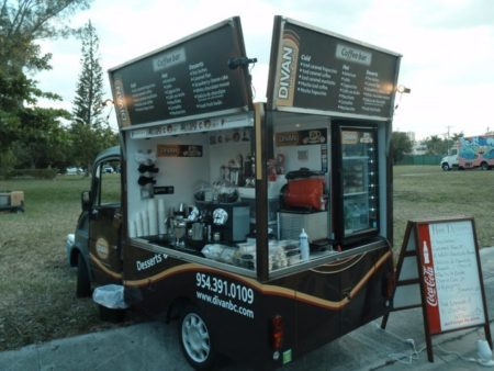 Cafe Kopi di foodtruck