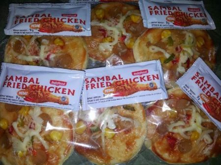 Pizza Mini MaPizza Mini Makanankanan